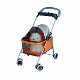 New BestPet Cute Pet Stroller Dogs Cats w/Cup Holder