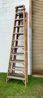 (x2) Ladders by WERNER