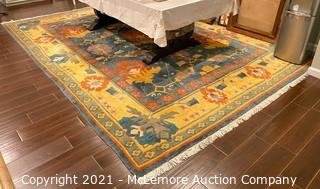 Machine Loomed Rug