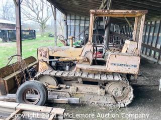 International 500C Crawler Tractor Dozer
