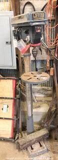 Black Bull 16 Speed Metal Drill Press