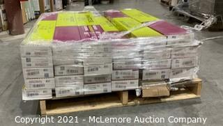 Pallet of SMARTCORE  Ultra Norfolk Pine 5.91-in x 48.03-in Waterproof Interlocking Luxury Vinyl Plank Flooring (15.76-sq ft)