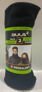 Bula 2-Pack Primaloft Fleece Neck Warmer - NEW (open box)