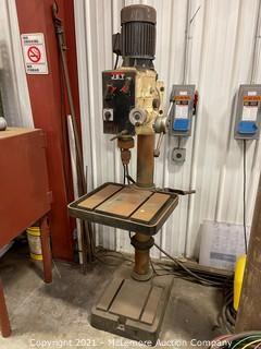 Jet Gear Headed Drill Press