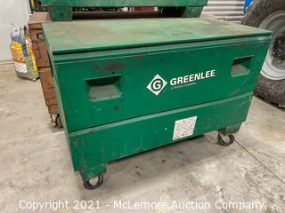 Greelee Tool Chest on Casters