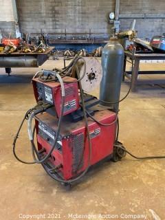 Idealarc CV-300 MIG Welder by LINCOLN ELECTRIC