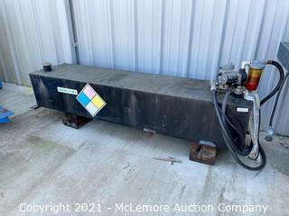 80 Gallon Diesel Fuel Tank