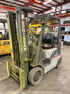 Nissan 50 MCPL02A25LV Forklift
