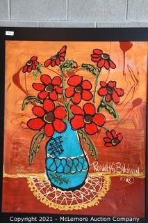 Original Art by Nashville Artist Ronald Baldwin