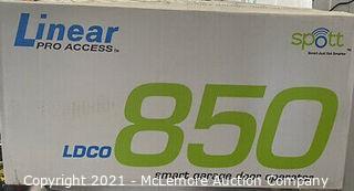 LINEAR PRO ACCESS LDCO 850 WIFI SMART  GARAGE DOOR  OPERATOR