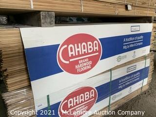 "Approx 400 sqft 1-1/2"" White Oak Flooring"