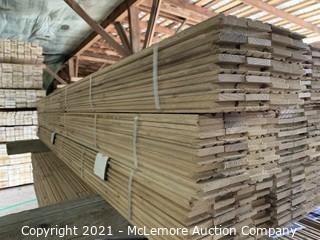 "Approx 300 sqft 1-1/2"" White Oak Flooring"