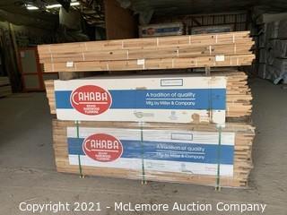 "Approx 300 sqft 1-1/2"" Red Oak Flooring"