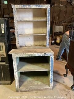 """Primative Kitchen Cabinet 32""""x72"""""""