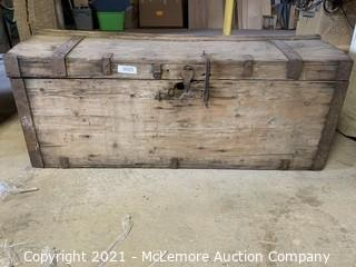 """Large Trunk 50""""x24"""""""