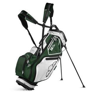 Sun Mountain 5.5 LS Stand Bag - Black / Green / White