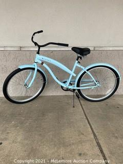 """Venice Limited Edition 26"""" Ladies Cruiser in Venice Blue MSRP $200"""