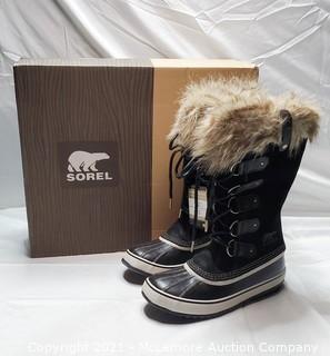 Sorel Joan of Artic Womens Boots sz 10.5