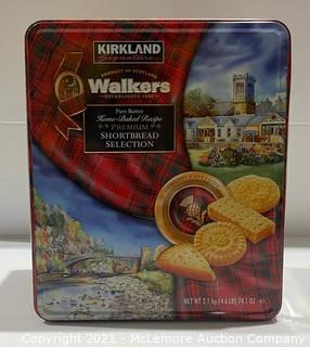 4.6lbs Kirkland Signature Pure Butter Home-Baked Recipe Premium Walkers Shortbread Selection - NEW