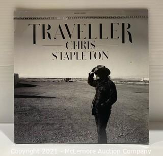 Chris Stapleton Traveller LP Record - LIKE NEW (cover shows light wear, see pics/description)