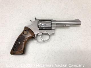 Taurus 22 Caliber Stainless Steel Revolver