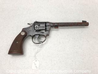 Colt 22 Caliber Targer Revolver