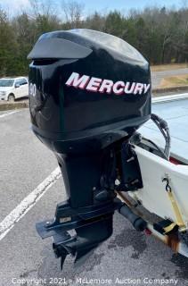 2006 Mercury 90 HP Optimax