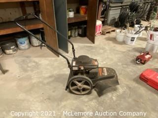 Wheeled String Trimmer by Remington