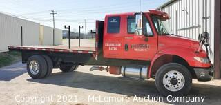 2013 International MA205 Flatbed Truck VIN 3HAMMAAL7DL244561