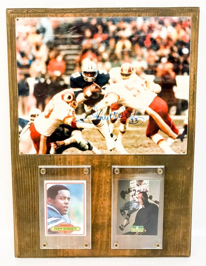 837de3fdc McLemore Auction Company - Auction  Entertainment and Sports ...