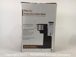 205 SINGLE SERVE COFFEE MAKER