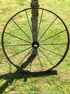 John Deere Planter Wheel