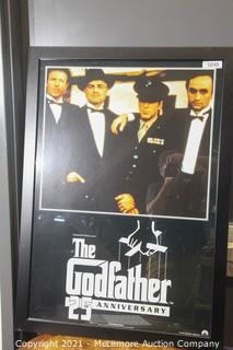 The Godfather Framed Movie Poster  - 30 x 42