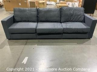 High-End Modern Modular Base Couch - Changeable, Rearrangable & The Worlds Most Accomadatable Couch - Slipcovers Not Included
