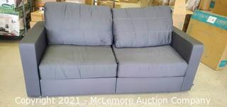 High-End Modern Modular Base Loveseat - Changeable, Rearrangable & The Worlds Most Accomadatable Couch - Slipcovers Not Included