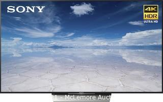 """Sony - 55"""" Class XBR-55X850D - 2160p - Smart - 4K Ultra HD TV with High Dynamic Range - TESTED (NEW IN BOX)"""
