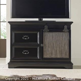 Eric Church Arrow Ridge Media Chest by Pulaski Furniture MSRP $837.49 - BRAND NEW IN ORIGINAL BOX
