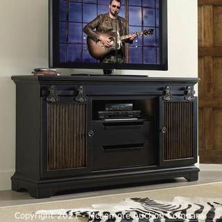 Eric Church Arrow Ridge Media Console by Pulaski Furniture MSRP $1049.99 - BRAND NEW IN ORIGINAL BOX