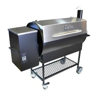 PELLET PRO PELLET GRILL MODEL 1190 - STAINLESS STEEL EDITION MSRP $1100 - BRAND NEW & PRE-ASSEMBLED