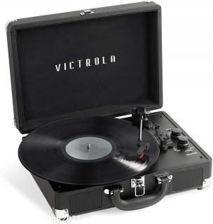 Victrola Journey+ Bluetooth Suitcase Record Player