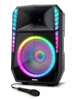 ION Total PA Supreme High-Power Bluetooth Sound System with Lights