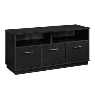 """MAINSTAYS 3-DOOR TV STAND CONSOLE FOR TVS UP TO 50"""""""