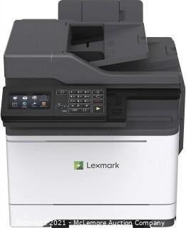 LEXMARK MULTI FUNCTION LASER PRINTER  MODEL MC2535  RETAIL 599.99