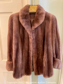 Fur Coat From Leon Frohsin of Atlanta