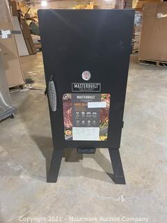Masterbuilt John McLemore Signature Series 536.3-sq in Black Electric Smoker - MSRP $199.99 (MISSING POWER CORD)