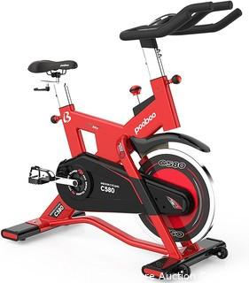 L Now Pro C580 Indoor Cycling Bike - Stationary Bike - MSRP $499.99