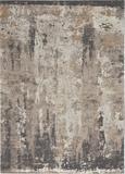 Nourison Tangra TNR05 Cream Grey Rug