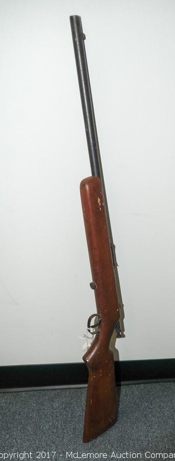 Firearms from the Estate of Homer Martin