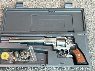 Ruger .44Cal Super Redhawk Revolver