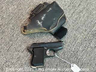 Armi Tanfoglio Giuseppe GT27 .25Cal Pistol